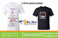 T-SHIRTS PRINTING PROMOTIONS