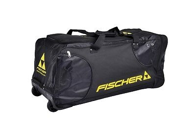 FISCHER Rollentasche Junior WHEELBAG EISHOCKEY HOCKEY TASCHE BAG