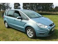 2010 Ford S-MAX CAMBELT DONE,7 SEATS,FULL S HISTORY (T&C APPLY)2.0 TDCi 140 Zete