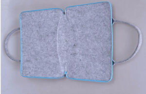 BRAND NEW High Quality Wool Notebook Laptop Case Cambridge Kitchener Area image 9