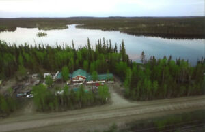 McLennan Lake Lodge