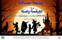 Halloween Carnival & Ghostly Graveyard at Coal Harbour CC