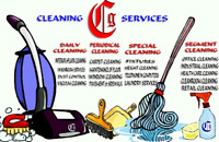 CG CLEANING SERVICES