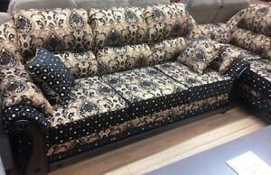 MADE IN CANADA SOFA SET, BUY THE SET AND SAVE $$$$