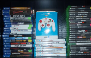 XBOX ONE / WII U / PS4/vita ...81 GAMES !! ..NO SYSTEMS SORRY!!!
