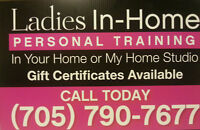 20 Years Exp.& Knowledgeable Female Personal Trainer...