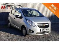 Chevrolet Spark Plus 1.0 Petrol 5 Door 2012 **£30 Road Tax**