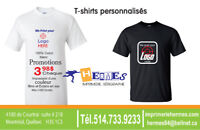 T-SHIRTS PROMOTIONAL PRINTING