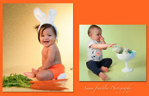 Easter Mini Shoot - The Chickies are hatching March 8th!