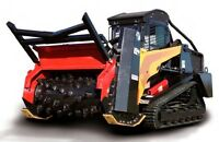 Forestry Mulcher/Shredder/Grinder