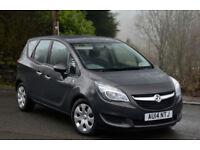 Vauxhall/Opel Meriva 1.6CDTi ( 136ps ) ( a/c ) ecoFLEX ( s/s ) 2014.5MY Exclusiv