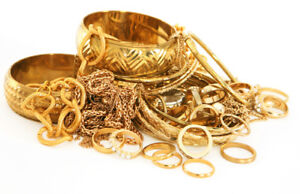 Cash for Unwanted Gold Jewelry or Items