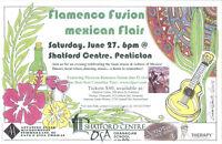 Flamenco Fusion Mexican Flair