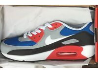 Nike air max new doubled present size 9
