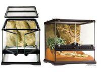 Exo Terra Glass Terrarium / Vivarium