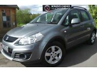 2013 13 SUZUKI SX4 1.6 SZ4 5DR - 2 OWNERS - LOW MILES - 4 SERVICE STAMPS