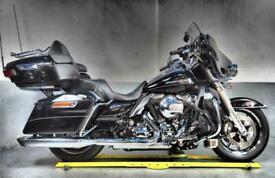 2016 Harley-Davidson ElectraGlide ULtra Limited Low 2400 miles FLHTKL 1690