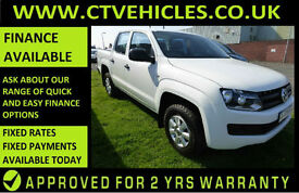 2014 Volkswagen Amarok 2.0TDi 140PS Startline 4MOTION VW WARRANTY