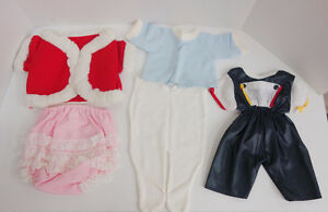 VINTAGE DOLL CLOTHING LOT SALE! 1950's and up!