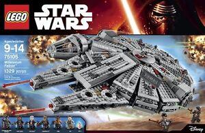 LEGO STAR WARS - MILLENIUM FALCON BNIB