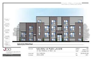 Terrain pour multi-logement à vendre