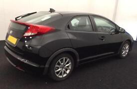 Honda Civic 2.2i-DTEC 2013MY SE FROM £36 PER WEEK !
