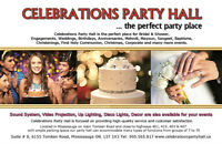 Party Hall available for Iftaar & Eid Milan Parties