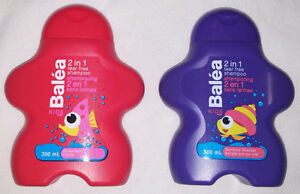 Balea 2 in 1 Tear Free Shampoo Strawberry & Rainbow Sherbet NEW London Ontario image 1