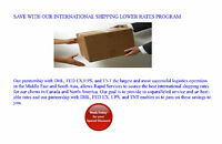 International Courier North America and World wide