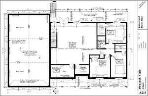 House Design, Permit Drawings, Drafting Services, etc. Moose Jaw Regina Area image 5