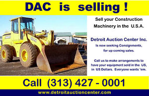 Detroit Auction Center Inc.  is  Seeking machinery consignments. Windsor Region Ontario image 3