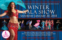 Egyptian Folklore and Belly Dance GALA SHOW