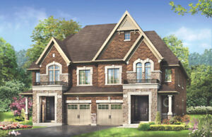 Aurora Semi-Detached Home for LEASE