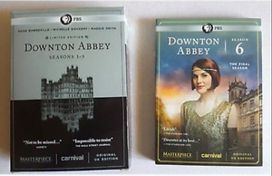 DOWNTON ABBEY DVD COMPLETE SERIES