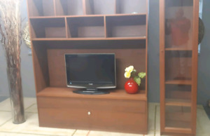 TV stand & display unit/delivery available