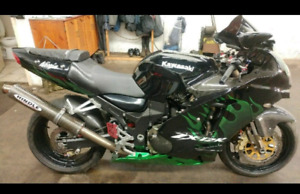 Ninja ZX12r Price drop to $2750 for quick sale!