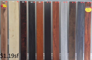 Laminate Flooring  ~  only $1.19sf