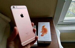 APPLE IPHONE 6 S PLUS 64GB ROSE GOLD WITH ROGERS MINT FOR SALE