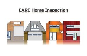 Home Inspections with CARE