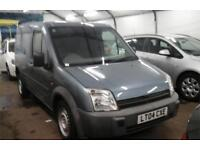 2004 FORD TRANSIT CONNECT TRAN CONNECT LX TDCI SWB