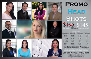 Head shots (headshot) & Portraits photographer-commercial London Ontario image 2