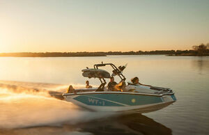 NEW!!  Heydey WT-1 Wake Surf Boats from New Coast Marine