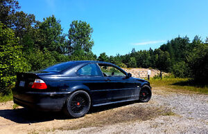 2003 BMW 3-Series 330Ci Coupe (2 door)
