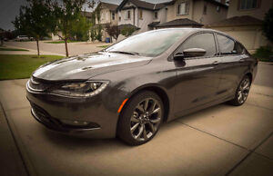 Priced to Sell - Loaded 2015 Chrysler S