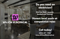 Wilson Electrical - Competitive Rates
