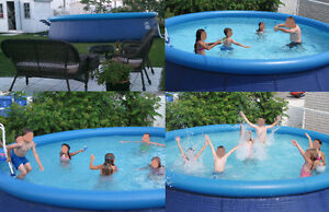 Piscine gonflable 19 pieds