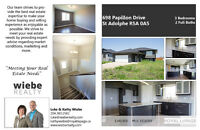 New 3 Bdrm 2 Bath Home 10 Minutes from Winnipeg!