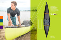 "Old Town ""NEXT"" Unique Hybrid Solo Kayak/Canoe - NEW FOR 2015"