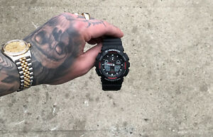 Mint Condition G Shock watch
