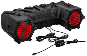 Boss Audio ATV30BRGB w-Multi Color Illumination Bluetooth 450W